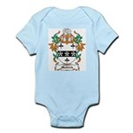 Madock Coat of Arms Infant Creeper