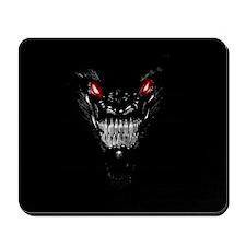 Black Dragon Mousepad