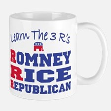 Romney Rice Republican 2012 Mug