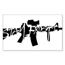 Stay Frosty 2 Decal