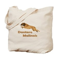 Dantero Malinois Logo - Square Tote Bag