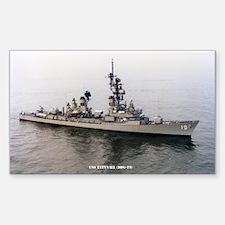 USS TATTNALL Decal