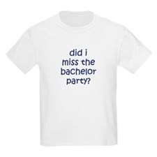 bachelorparty T-Shirt