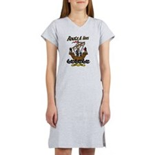 BOATS HOES Women's Nightshirt