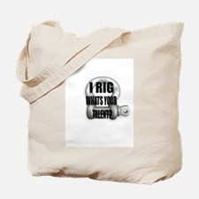 I RIG Whats your talent? Tote Bag