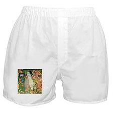Gustav Klimt The Dancer (Detail) Boxer Shorts