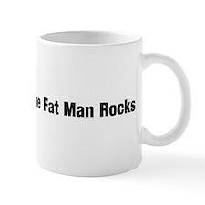 The Fat Man Rocks Mug