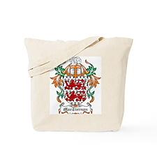 MacTiernan Coat of Arms Tote Bag