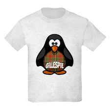 Gillespie Tartan Penguin T-Shirt