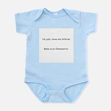 Inflation Obamanation Infant Bodysuit