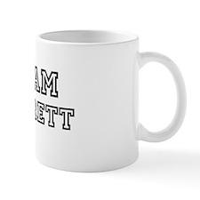 Team Barrett Mug