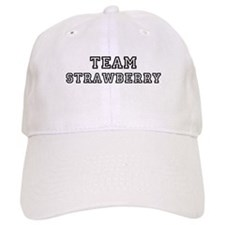 Team Strawberry Baseball Cap