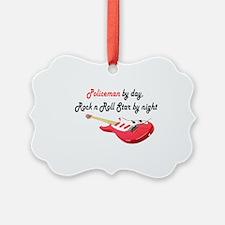 POLICE Ornament