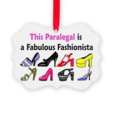 PARALEGAL Ornament
