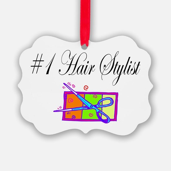 HAIR STYLIST Ornament