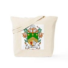 MacShanley Coat of Arms Tote Bag