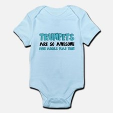 Trumpets Are Awesome Infant Bodysuit