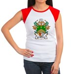 MacShanley Coat of Arms Women's Cap Sleeve T-Shirt
