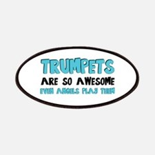 Trumpets Are Awesome Patches