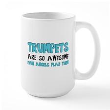 Trumpets Are Awesome Mug