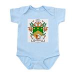 MacShanley Coat of Arms Infant Creeper