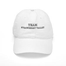 Team Strawberry Valley Baseball Cap