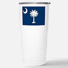 South_Carolina2.png Stainless Steel Travel Mug