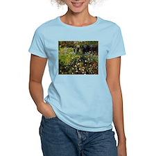 Pierre-Auguste Renoir Summer Landscape T-Shirt