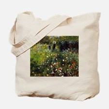 Pierre-Auguste Renoir Summer Landscape Tote Bag