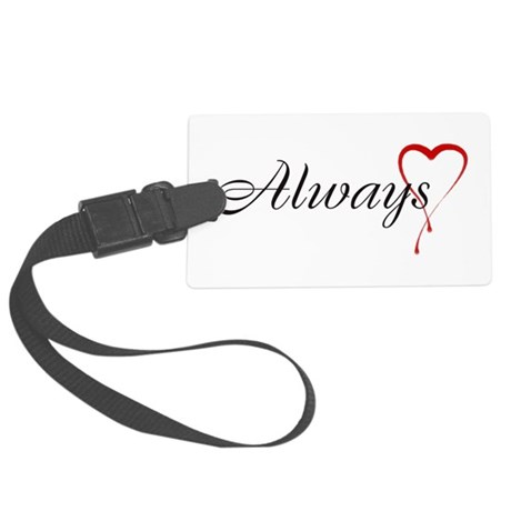 Always/OCD Large Luggage Tag