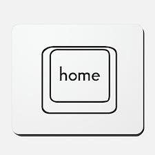 Home Button Mousepad