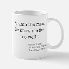 Damn the Man Mug