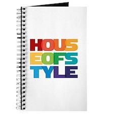 Color Logo Journal