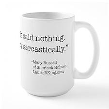 Sarcastically Mug