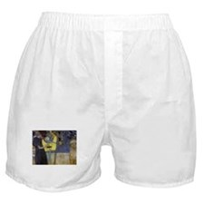 Gustav Klimt Music Boxer Shorts