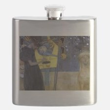 Gustav Klimt Music Flask