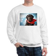 Off Into The Blue Yonder Sweatshirt