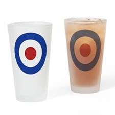 RAF Roundel Drinking Glass
