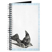 Vintage Bird Journal