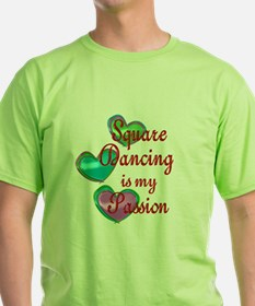 Square Dancing Passion T-Shirt