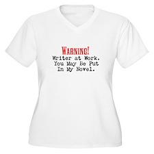 A Novel Threat T-Shirt