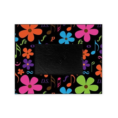 Choir or Band Music Gift Picture Frame