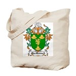MacRannell Coat of Arms Tote Bag