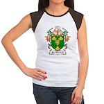 MacRannell Coat of Arms Women's Cap Sleeve T-Shirt