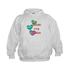 Soccer Passion Hoodie