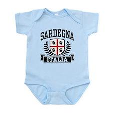 Sardegna Italia Infant Bodysuit
