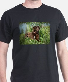 Waiting for Action T-Shirt