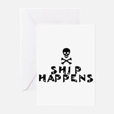 SHIP Happens Greeting Cards (Pk of 10)