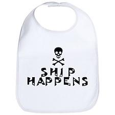 SHIP Happens Bib