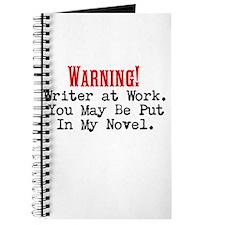 A Novel Threat Journal